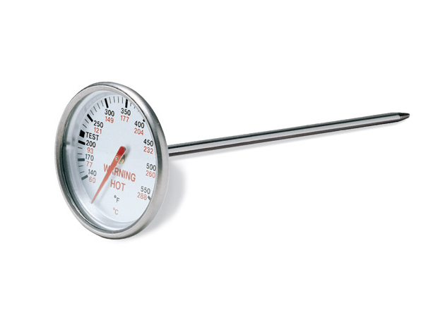 weber style digital thermometer instructions